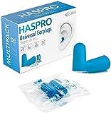 Haspro Multi 10, [10 paia tappi per le] orecchie per dormire, russare, lavorare, viaggiare...