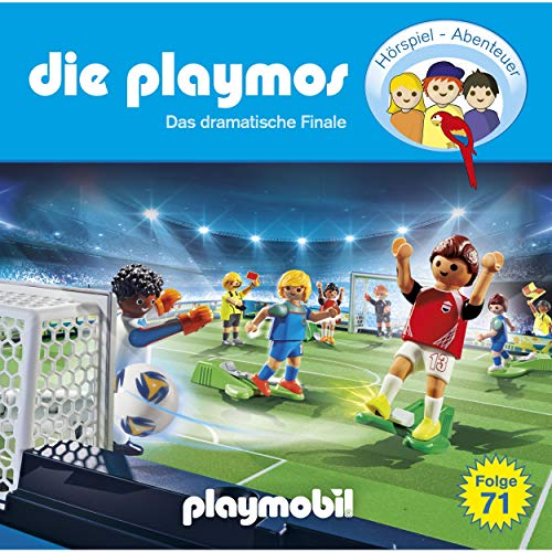Das dramatische Finale. Das Original Playmobil Hörspiel cover art