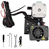 New Updated Creality Upgraded Direct Extruder Kit for Ender 3/Ender 3 Pro/Ender 3 V2,Comes with Hot End Kit,42-40 Stepper Motor, Fan and Cables Support Flexible Filament,1.75mm Direct Drive Extruder