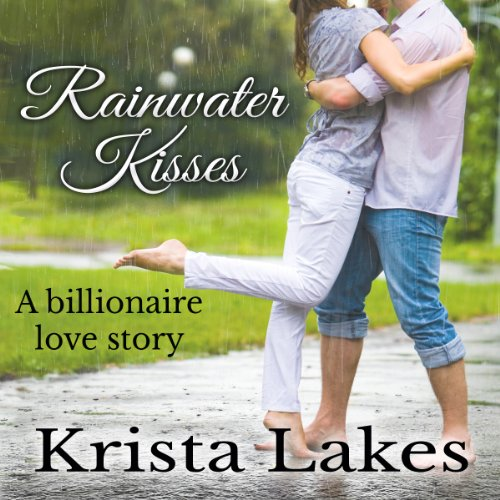 Rainwater Kisses audiobook cover art