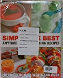 Simply The Best Anytime Power Blending Recipes Cookbook