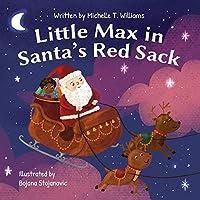 Little Max In Santa's Red Sack