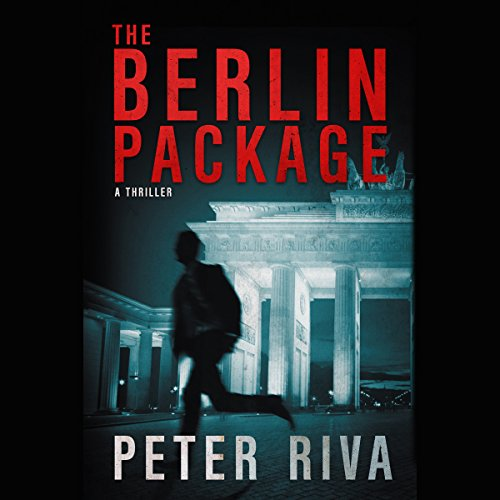The Berlin Package audiobook cover art