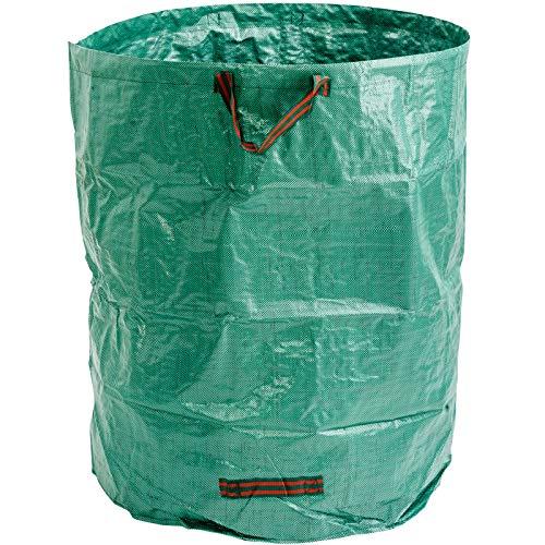 Masgard® Gartensack Laubsack Gartenabfallsack - Verschiedene Größen (1, 500 Liter)
