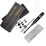 Sighter Laser alesatore, calibratore Set di puntatori Zero, Strumenti per mirini per Caccia da 0,22 a 0,50 collimatore per calibri (#3)