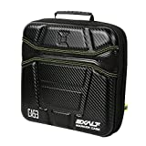 Exalt Paintball Carbon Series Marker Case/Gun Bag - Black/Lime