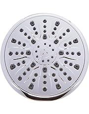 Aqua Elegante 9 Inch Luxury Rain Shower Head - Best Thin Air-Injection Rainfall Showerhead