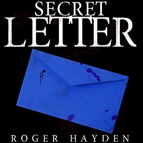 The Secret Letter audiobook cover art