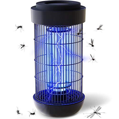 DOUHE Elektrischer Insektenvernichter 4000V Hochspannungs-Elektrisch Mückenlampe 18W UV Licht Insektenfalle Moskito Killer Insektenkiller, geeignet für Garten, Schlafzimmer, Wohnzimmer Mückenschutz