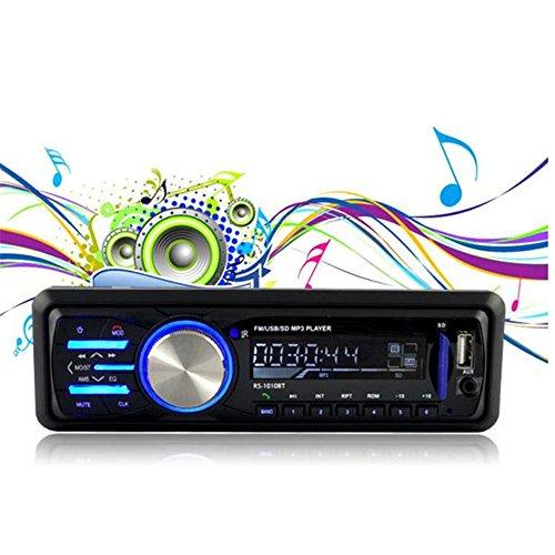 BoomBoost USB / AUX Stéréo Bluetooth FM Radio voiture MP3 / SD / IN / EQ / LOUD / MOUD / Télécommande