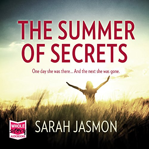 The Summer of Secrets cover art