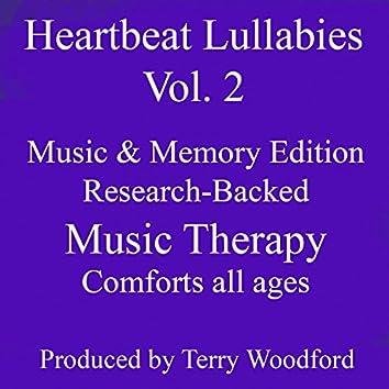 Heartbeat Lullabies, Vol. 2 (Music & Memory Edition)