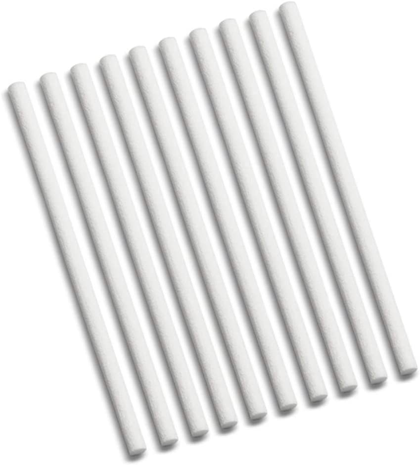 Dealing full price reduction JISULIFE 10 Pieces Ranking TOP6 Cotton Replacement Sticks Filter Humidifier