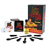 Hot Ones Truth or Dab The Game - Salsa picante incluida (a partir de 17 años)
