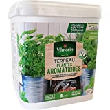 Vilmorin - Terreau Pots de Jardinières aromatiques seau de 5 litres