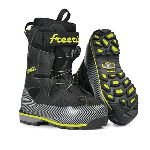 Fitwell Freeride Splitboard Boot, Snowboardschuh (EU 44,5 - MP 295)