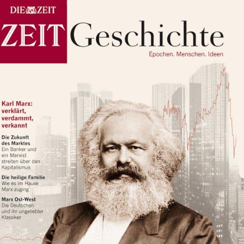 Karl Marx (ZEIT Geschichte) audiobook cover art