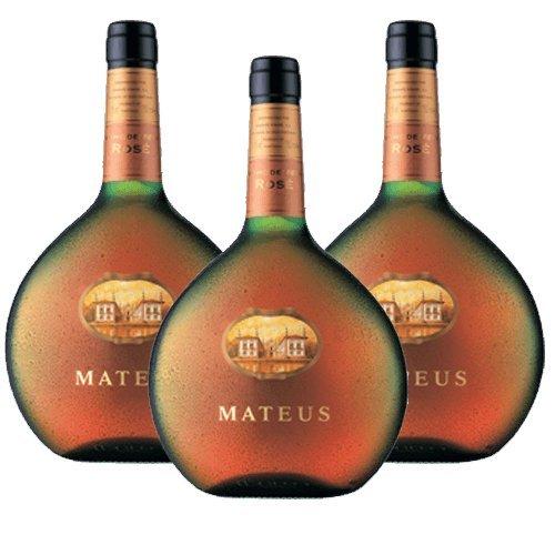 Mateus Rosé - Roséwein - 3 Flaschen