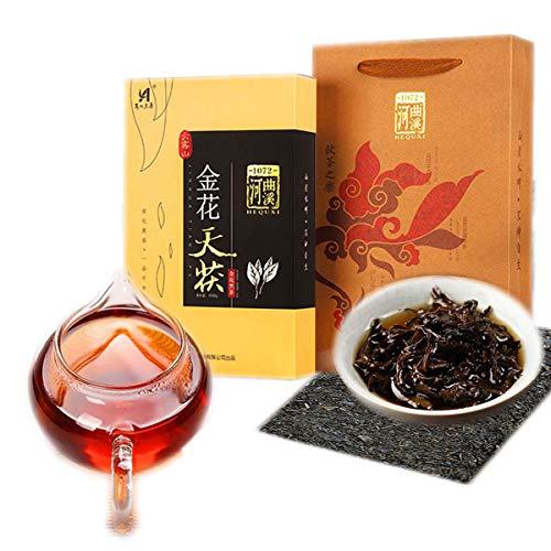 1000g (2.2LB) Jinhua TianFu Brick Tè Pu'er Tè Pu'er maturo Tè vecchio Puer Tè nero Tè Pu-erh cotto Tè Pu erh Tè cinese Tè Puerh sano Tè rosso