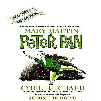 Peter Pan (Original 1954 Broadway Cast)