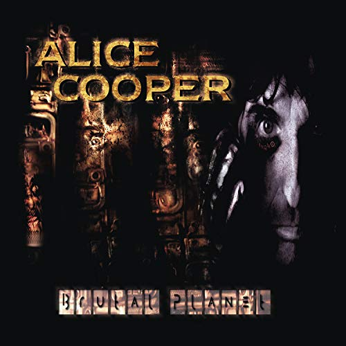 Alice Cooper - Brutal Planet (Limited LP+CD) [Vinyl LP]