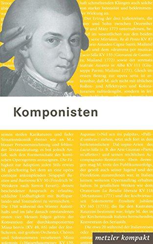Komponisten: metzler kompakt