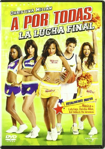 A Por Todas 5 La Lucha Final (Import Dvd) (2009) Christina Milian; Laura Ceron