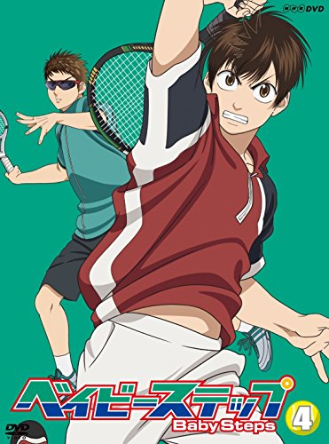 Animation - Baby Steps Vol.4 [Japan DVD] PCBE-54594