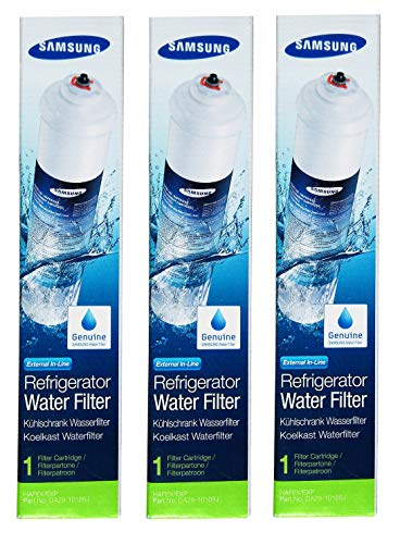Samsung DA29-10105J HAFEX/EXP Water Filter for Refrigerator, Pack of 3