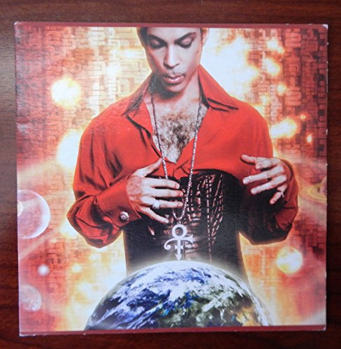 Prince - Planet Earth CD - Rare Promotional Issue By The Mail On Sunday