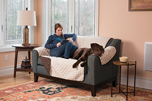 Stratton Collection Quilted Reversible Furniture Protector