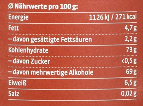 Xucker Trink-Schokolade nur mit Xylit 750 g - 10