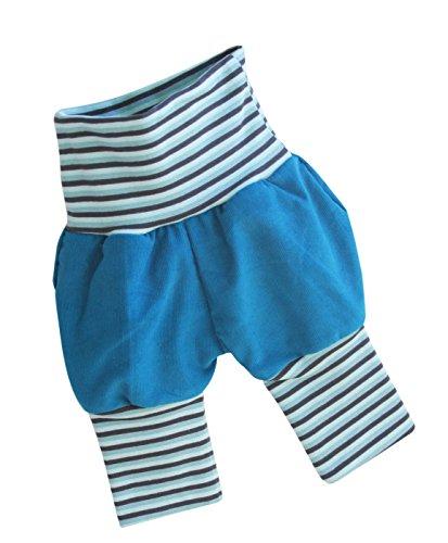 Annsfashion - Pantalon - Bébé (garçon) 0 à 24 mois - Bleu - 1 mois