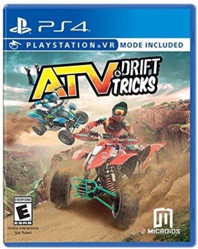 ATV Drift & Tricks - PlayStation 4