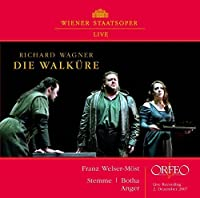 Wagner: Die Walkure by Stemme (2013-09-24)