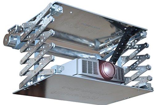 X-Lift Beamer Deckenlift, Projektor Lift mit 80cm Hub - ohne Steuerung