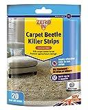 STV International ZER974 Tiras asesinas Zero In Carpet Beetle