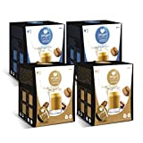 Capsulas compatibles dolce gusto ®* Origen & Sensations | 2 x cortado | 2 x cortado descafeinado | Total 64 cápsulas