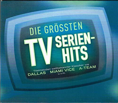 Die Größten TV Serienhits [Audio-CD]