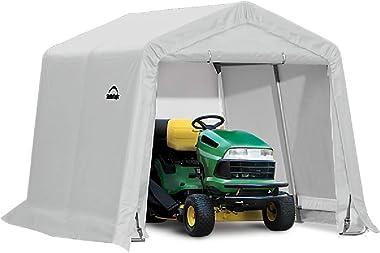 ShelterLogic Replacement Cover Kit 10x10x8 Peak 805146 (14.5oz PVC White)