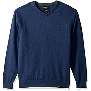 Skechers  Men's  V Neck Cotton Cashmere Sweater Vest