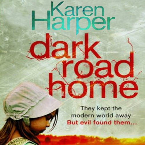 Dark Road Home audiobook cover art