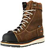 Timberland PRO Men's Gridworks 8' Soft-Toe Waterproof Industrial and Construction Boot