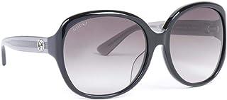 غوتشي نظارة شمسية نسائي - GG 0080SK - 002 -61