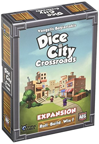 Dice City: Crossroads Expansion