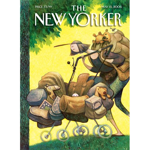The New Yorker (May 15, 2006) audiobook cover art