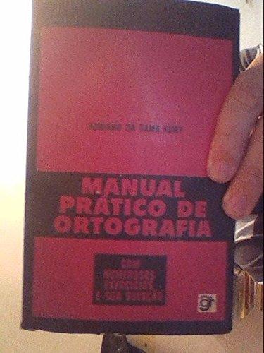 Manual Prático de Ortografia
