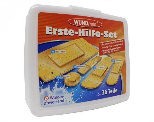 Wasserabweisende Pflaster   36 Teile   Wassersport geeignet   Besonders Hautfreundlich  