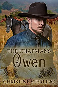 Owen (The Chapmans Book 1) by [Christine Sterling, V. McKevitt]