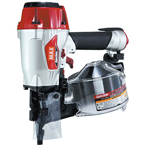 MAX USA CORP. CN565S3'SuperSider' Siding Coil Nailer